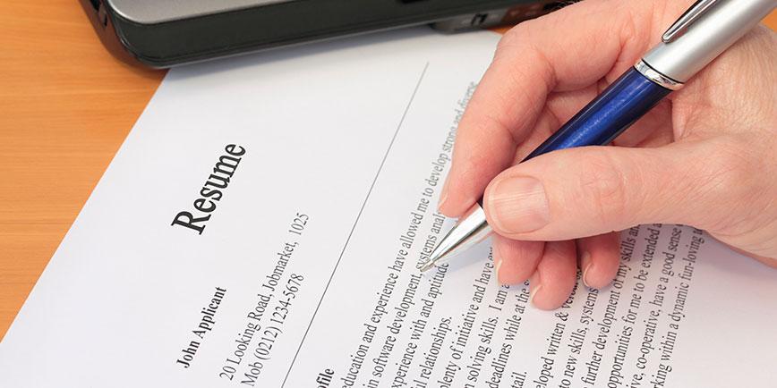 7 Steps To Make An Impressive Resume