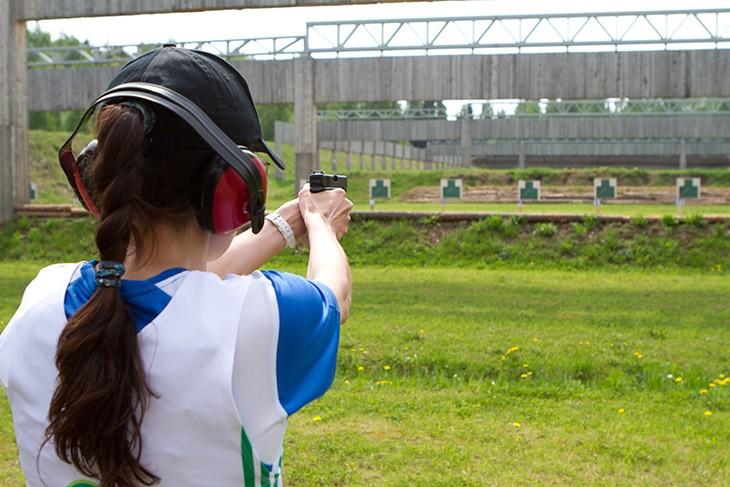 Technology of developing shooting guns
